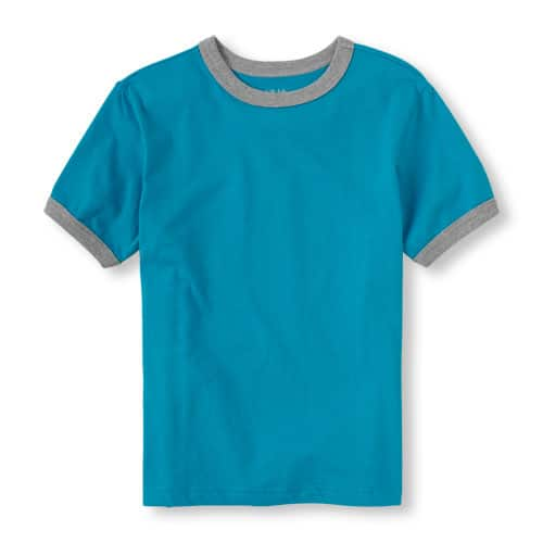 The Children's Place Coupon: 40% Off + Extra 20% Off: Boys Tops  $2+ & More + Free Shipping