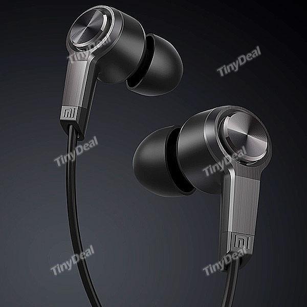 Xiaomi Piston 3 In-Ear Headphones w/ Inline Controls & Mic  $16 + Free Shipping
