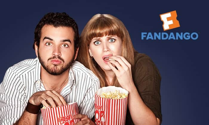 Groupon: $16 for Two Fandango Movie Tickets (Up to $26 value)