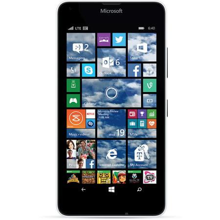 AT&T Nokia Lumia 640 LTE Quad Core Smartphone  $79 + Free Shipping