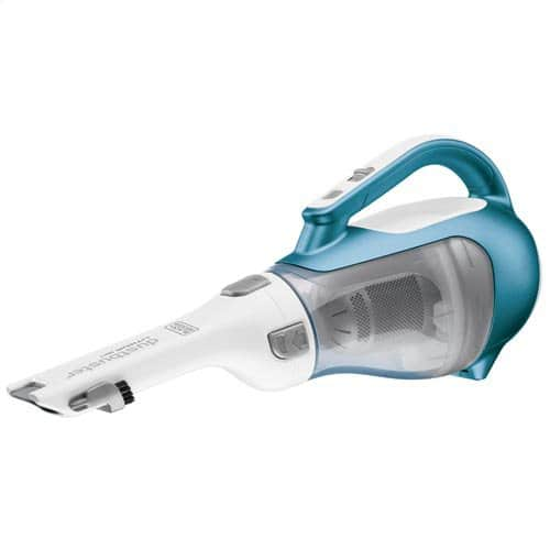 BLACK & DECKER 16v Lithium Cordless Dust Buster $40 @ Amazon