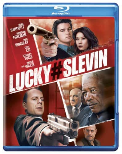 Lucky Number Slevin [Blu-ray] - $5 + free shipping with Prime