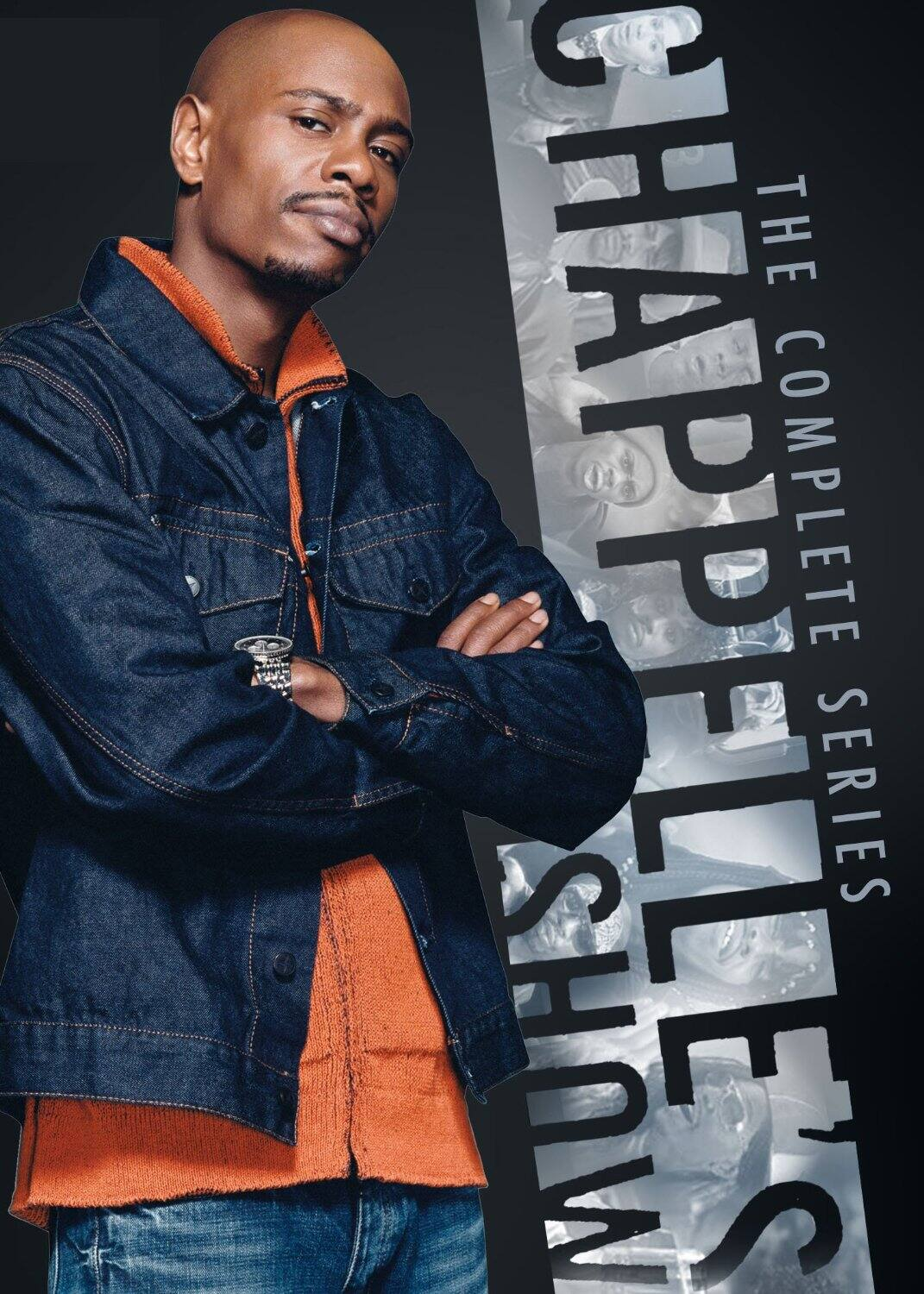 Chappelle's Show: The Complete Series (DVD)  $13 + Free Store Pickup