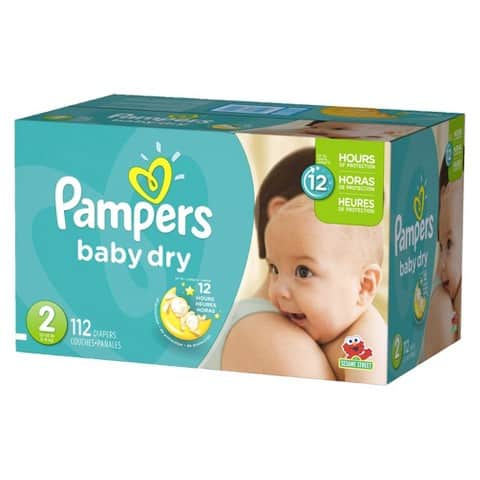 6-Pack Huggies Snug & Dry Diapers Super Pack (Various Sizes/Count) + Filler $153 + $65 Gift Card + Free Shipping Target.com