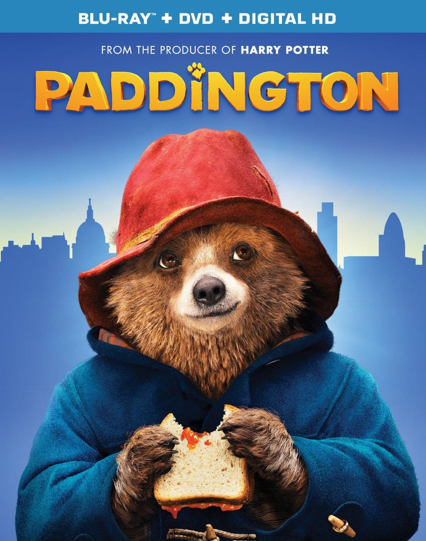Paddington (Blu-ray + DVD + Digital HD)  $10 + Free In-Store Pickup