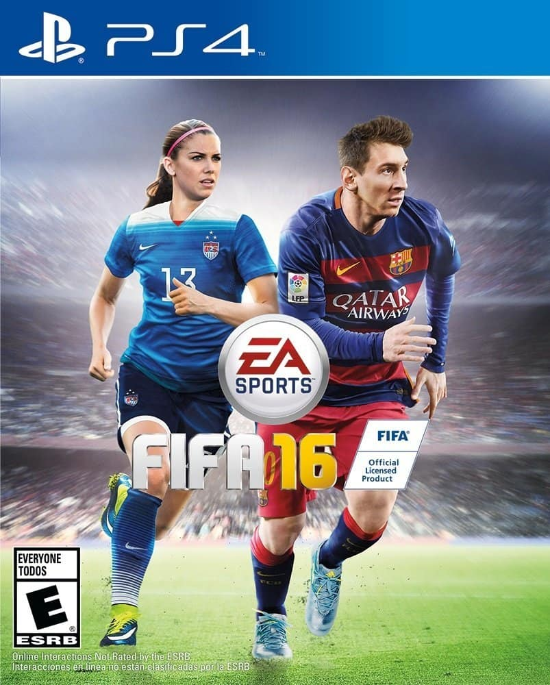 FIFA 16 (PS4 or Xbox One)  $28 + Free Store Pickup