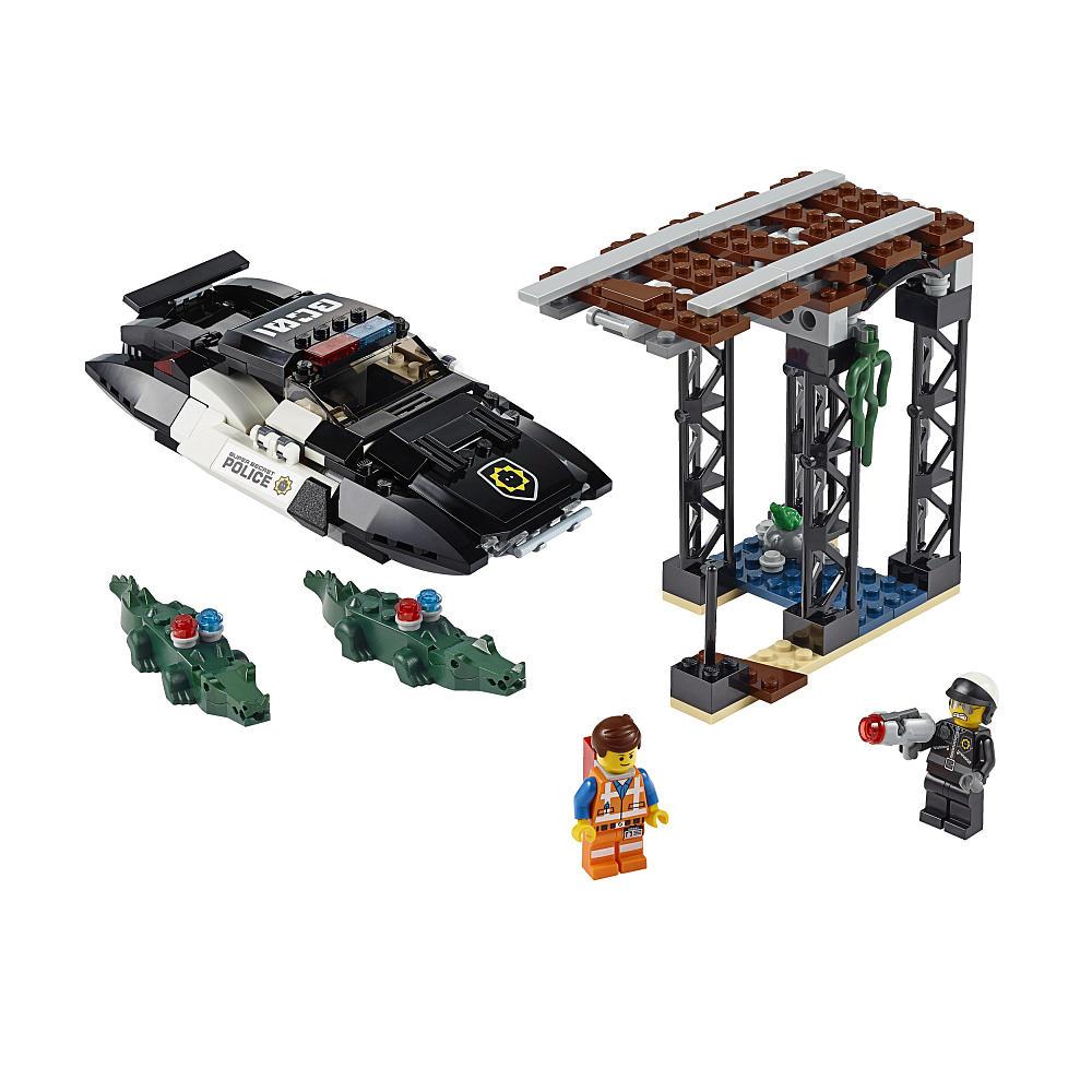 The LEGO Movie Bad Cop's Pursuit LEGO Set  $16.75 + Free Shipping