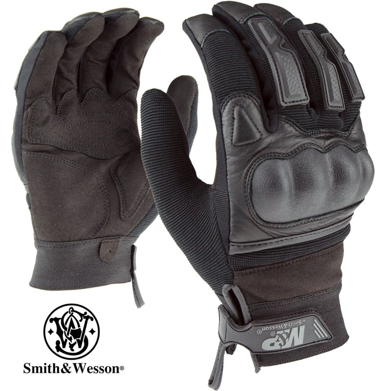 Smith & Wesson M&P Tactical Gloves: 2-Pairs $25 or 1-Pair  $15 + Free Shipping