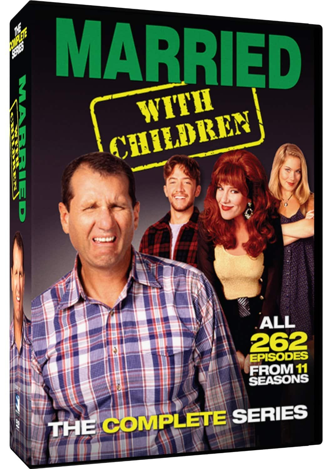 Married with Children: The Complete Series (21-Disc DVD) $19.99 + Free Shipping *Price Drop*