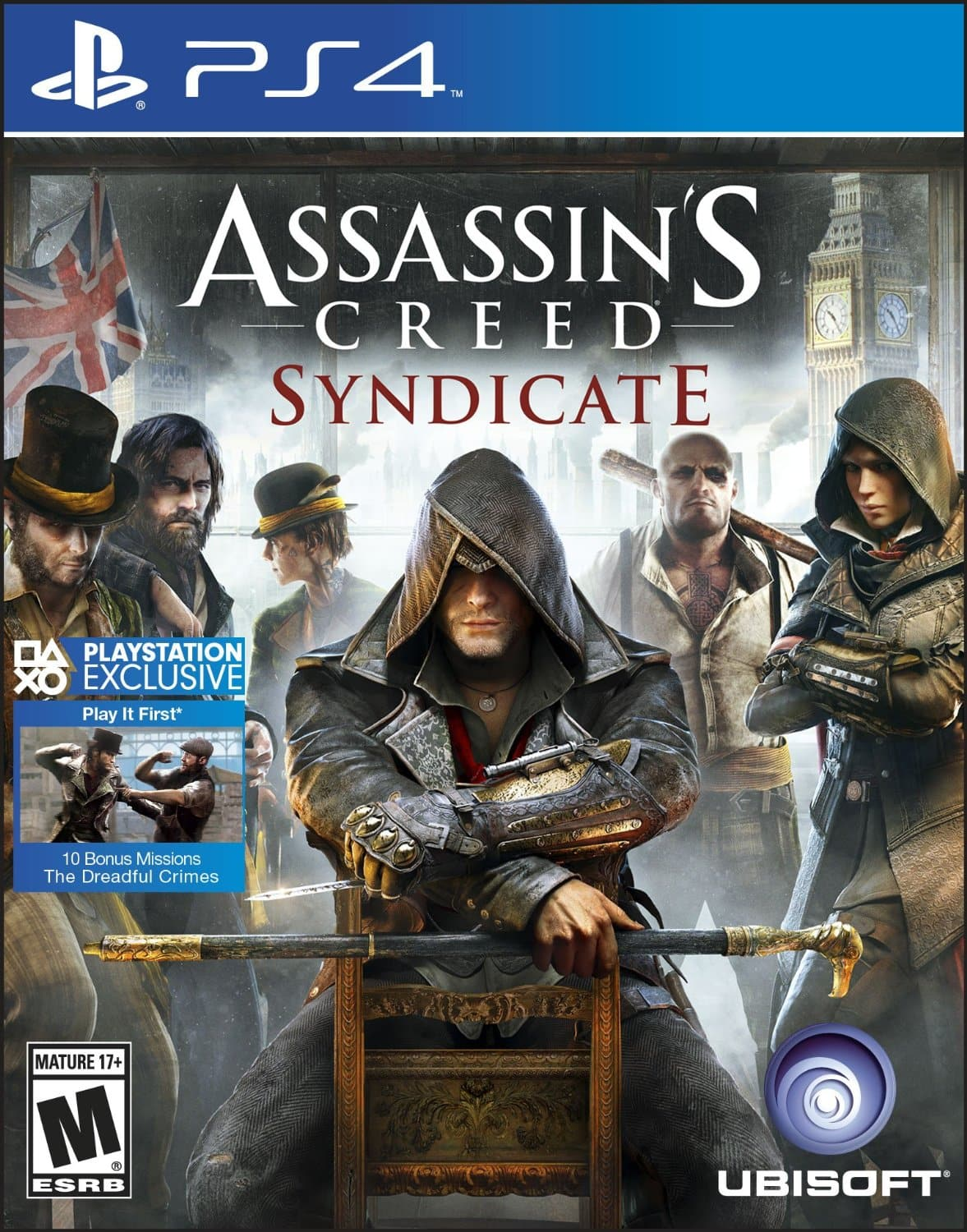 Assassin's Creed Syndicate (PS4 or Xbox One)  $35 + Free Shipping