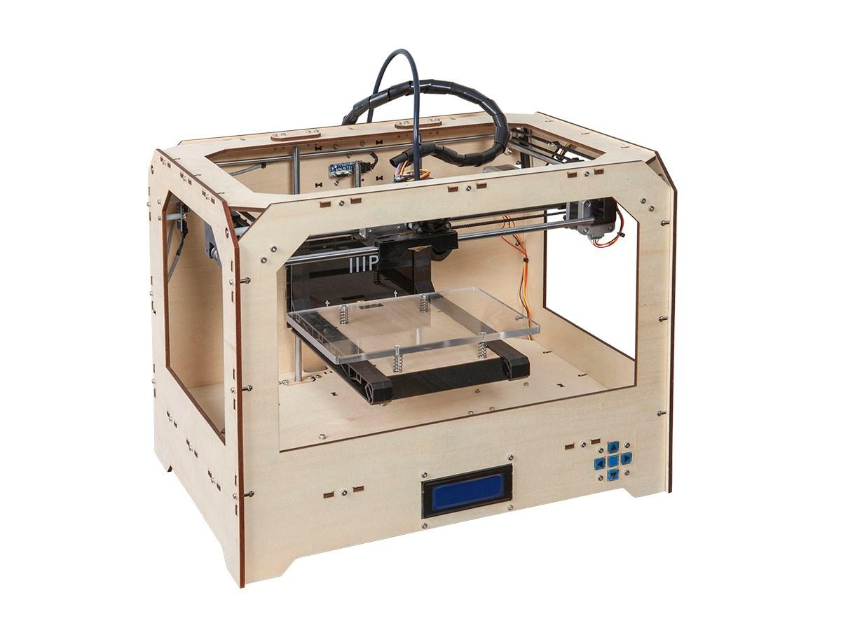 Monoprice Maker Architect 3d Printer W Single Extrusion