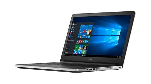 Dell Inspiron 15 i5558-5718SLV Signature Edition Laptop