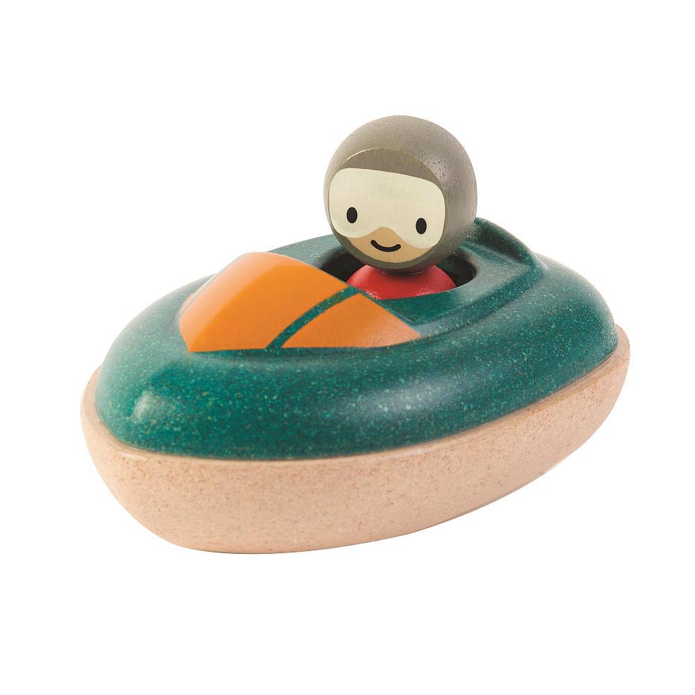 Plan Toys Speed Boat  $2.50 & More + Free S&H $19+