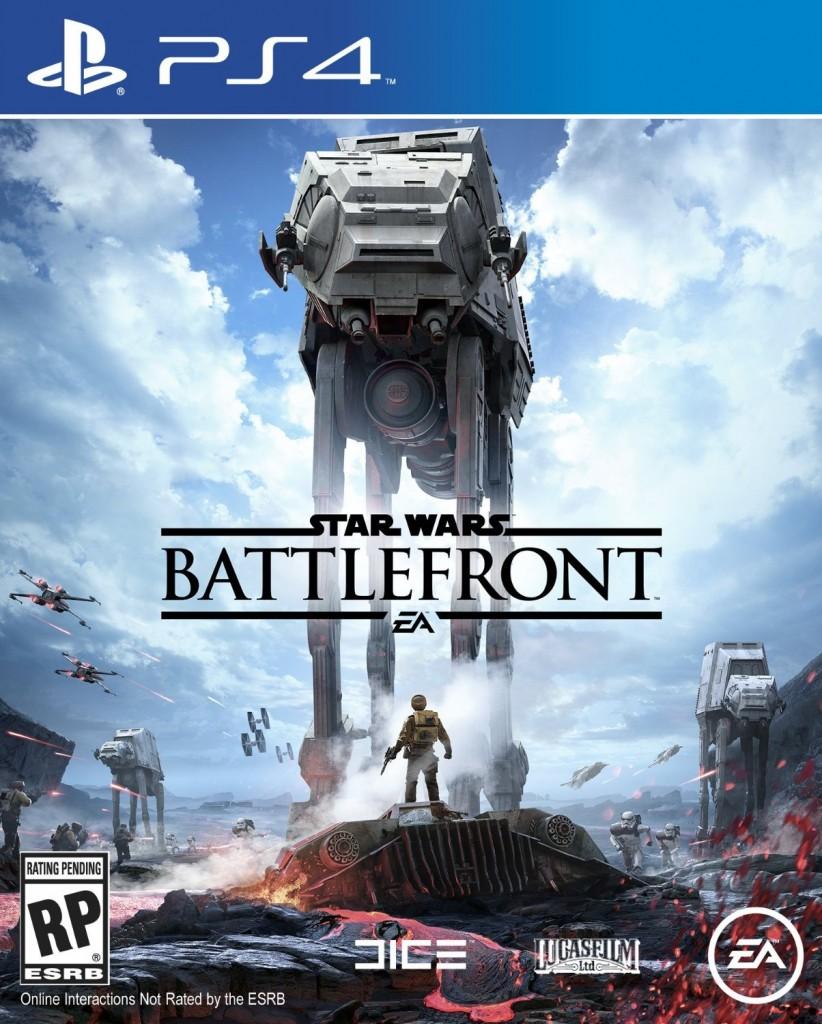 Star Wars Battlefront (PS4 Digital Download)  $29.75