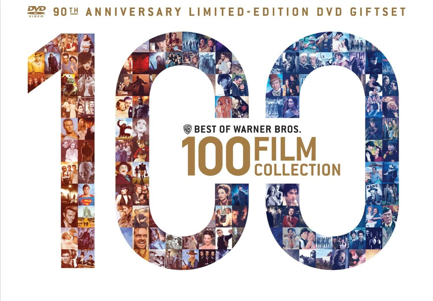 Best of Warner Bros. 50 or 100 Film Collection       $90 - $95              @ Amazon Deal Of The Day