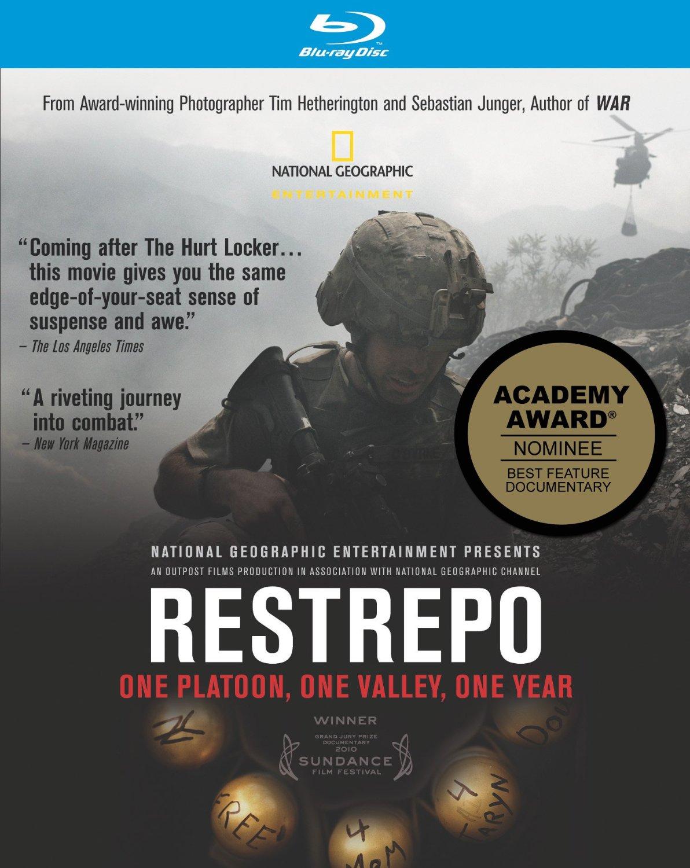 Restrepo (Blu-ray)  $5