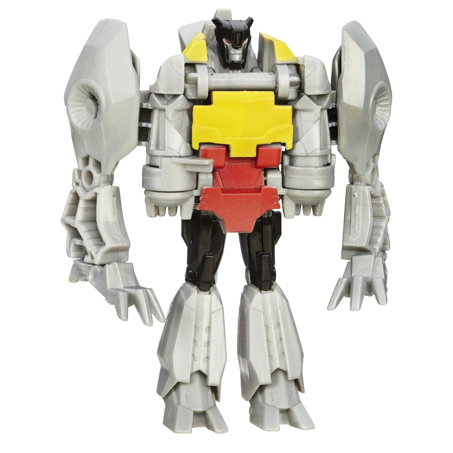 Transformers 1-Step Changers Gold Armor Grimlock Figure $3.78 (Prime Shipping Eligible) @ Amazon.com