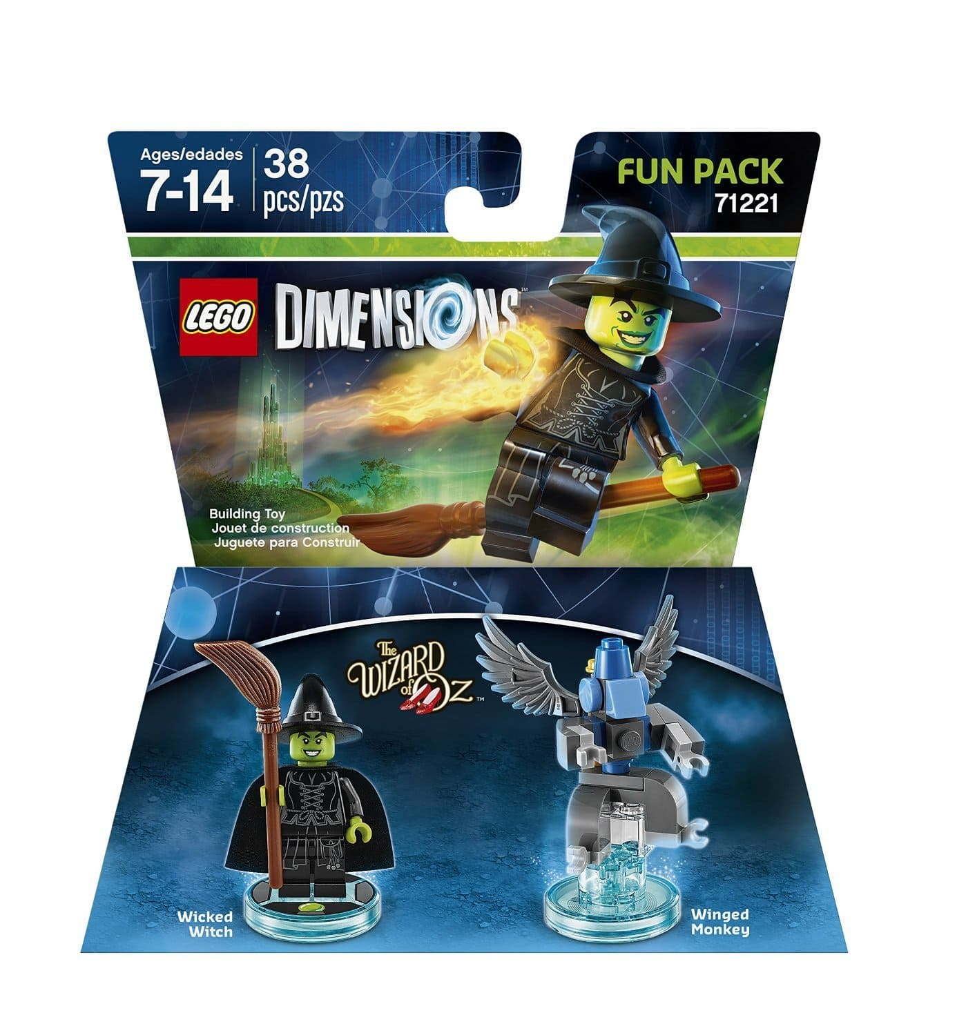 LEGO Dimensions Fun Packs (Select Characters)  $7