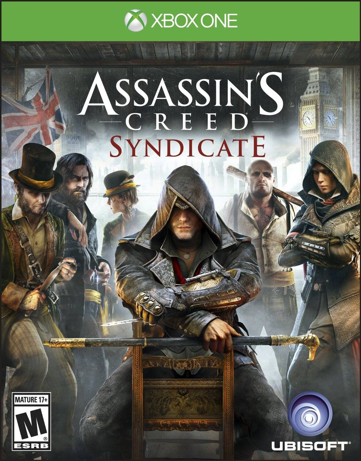 Assassin's Creed: Syndicate - [XBox One/Amazon] - $30.43