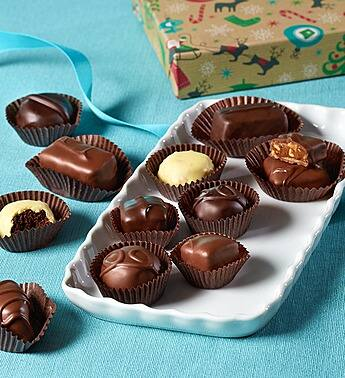 Fannie May 75% Off Holiday Clearance: 1lb. Assorted Chocolate  $6.25 + Free S&H w/ ShopRunner