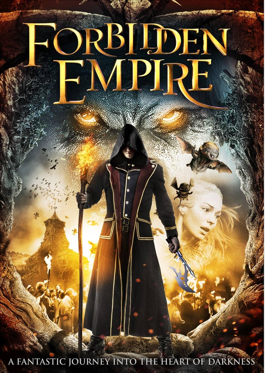 The movie Forbidden Empire is FREE on xbox this weekend