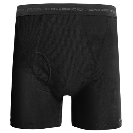 Ex Officio Mens Boxer Briefs 9.99 and Womens Boyshorts $7.99 + Shipping