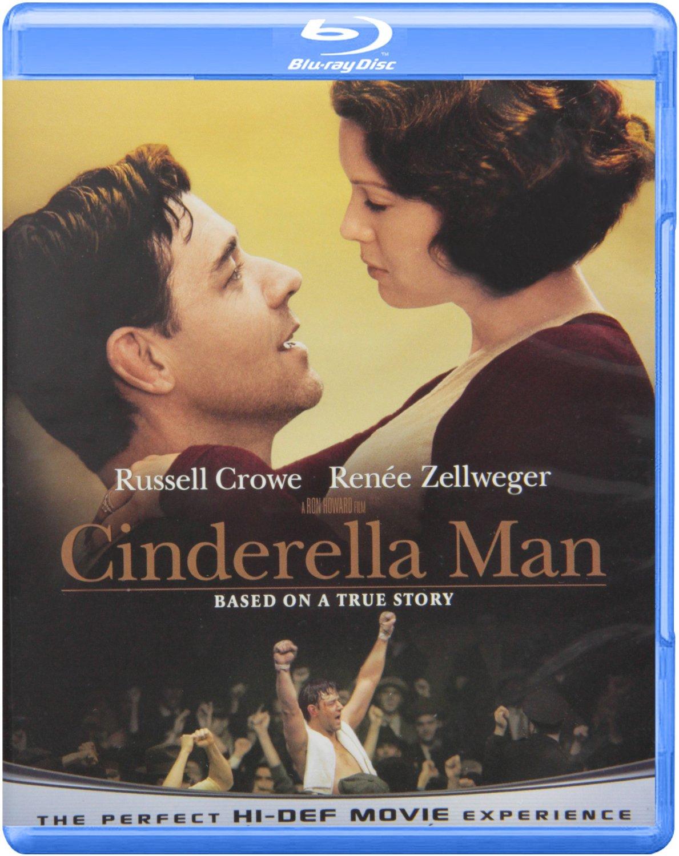 Blu-ray Sale: Cinderella Man, Role Models  $5 each & More