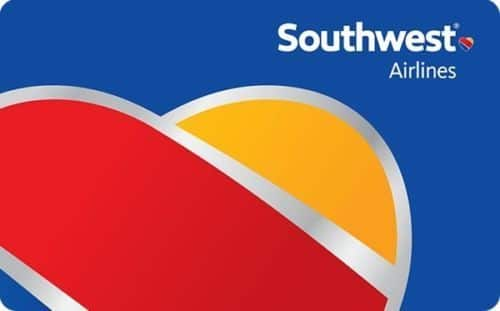 $100 Southwest Airlines Gift Card $90 (Email Delivery)