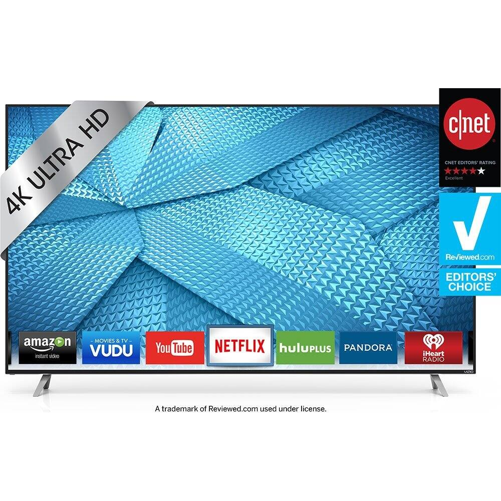 "Sams Club:  VIZIO 65"" M65-C1 Class 4K TV WITH SquareTrade 4-Year TV Protection Plan $1248 or $1293"