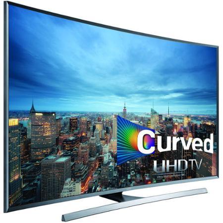"""Refurbished Samsung UN65JU750DFXZA 65"""" 4K 3D - $1299.99 Walmart"""