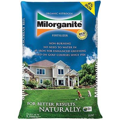 Milorganite Organic Fertilizer, 36-Lb. bag, $6.99 + Free Ship-to-Store Only @ TrueValue.com