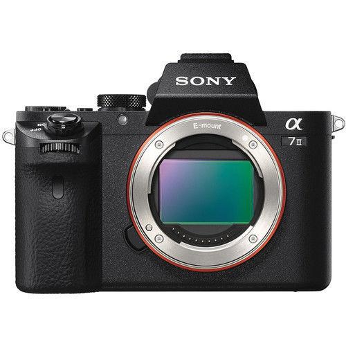 Sony Alpha A7 II Camera Body $1199 - eBay deal