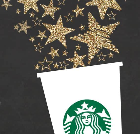 My Starbucks Rewards – Free Gold status with any purchase