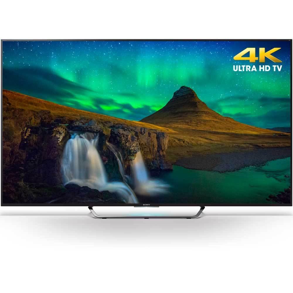 "55"" Sony XBR55X850C 4K UHD 3D Smart LED HDTV  $899 + Free Shipping"