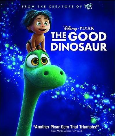The Good Dinosaur (Digital Copy)  $5