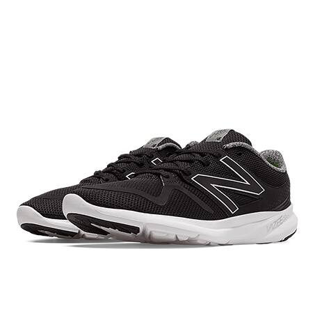 Joe's New Balance Outlet Flash Sale: New Balance Men's Running Shoes (black/white)  $31 & More + $1 Shipping