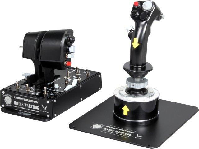 Thrustmaster Warthog Hotas $299