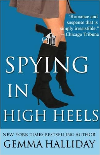 Kindle eBooks: Spying in High Heels, Sign Off or Gone The Next  Free