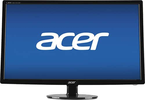 """27"""" Acer S271HL DBID 1080p LED Monitor $149.99 + Free Shipping"""
