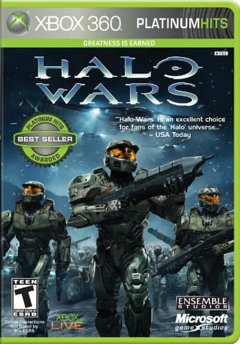 Halo Wars (Xbox 360) for $9.23 at Amazon