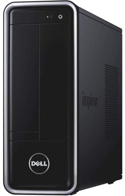 Dell Inspiron Small Desktop: N3700 CPU, 4GB DDR3, 500GB HDD, DVDRW, WiFi N, Win 7 Pro $139 after $140 slickdeals rebate + Free shipping