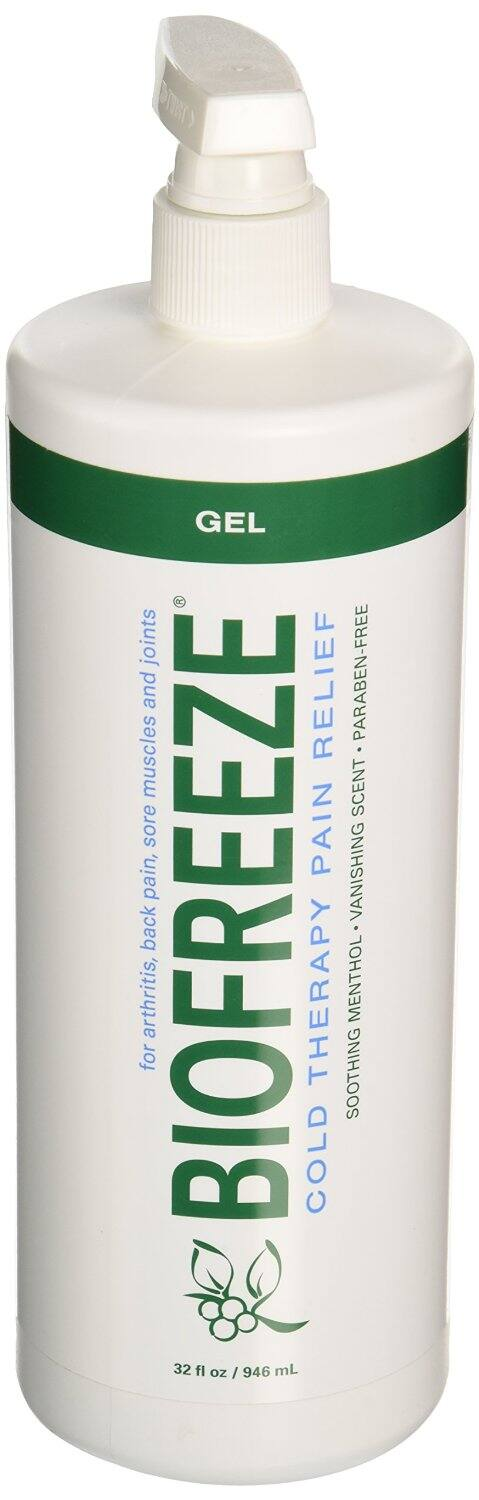 Biofreeze Pain Relief Gel, 32 Ounce  $29.99 on Amazon + additional 5-15% via SNS +Free S/H