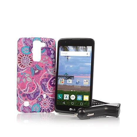 "LG Treasure 5"" Android/Tracfone - $90 - HSN"