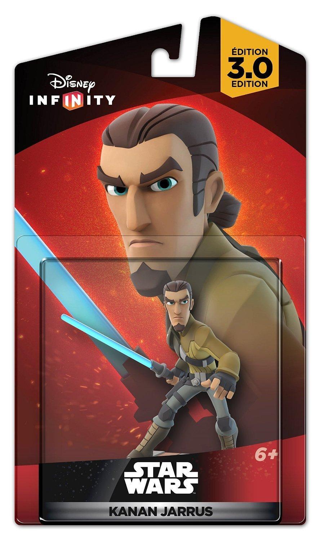 Disney Infinity 3.0 Figures: Star Wars Kanan Jarrus  $5.70 & More