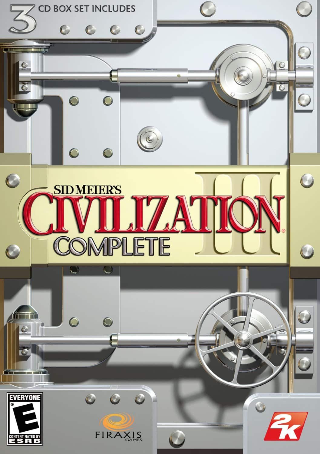 Sid Meier's Civilization III: Complete (PC Digital Code) $0.99 via Amazon *Steam*