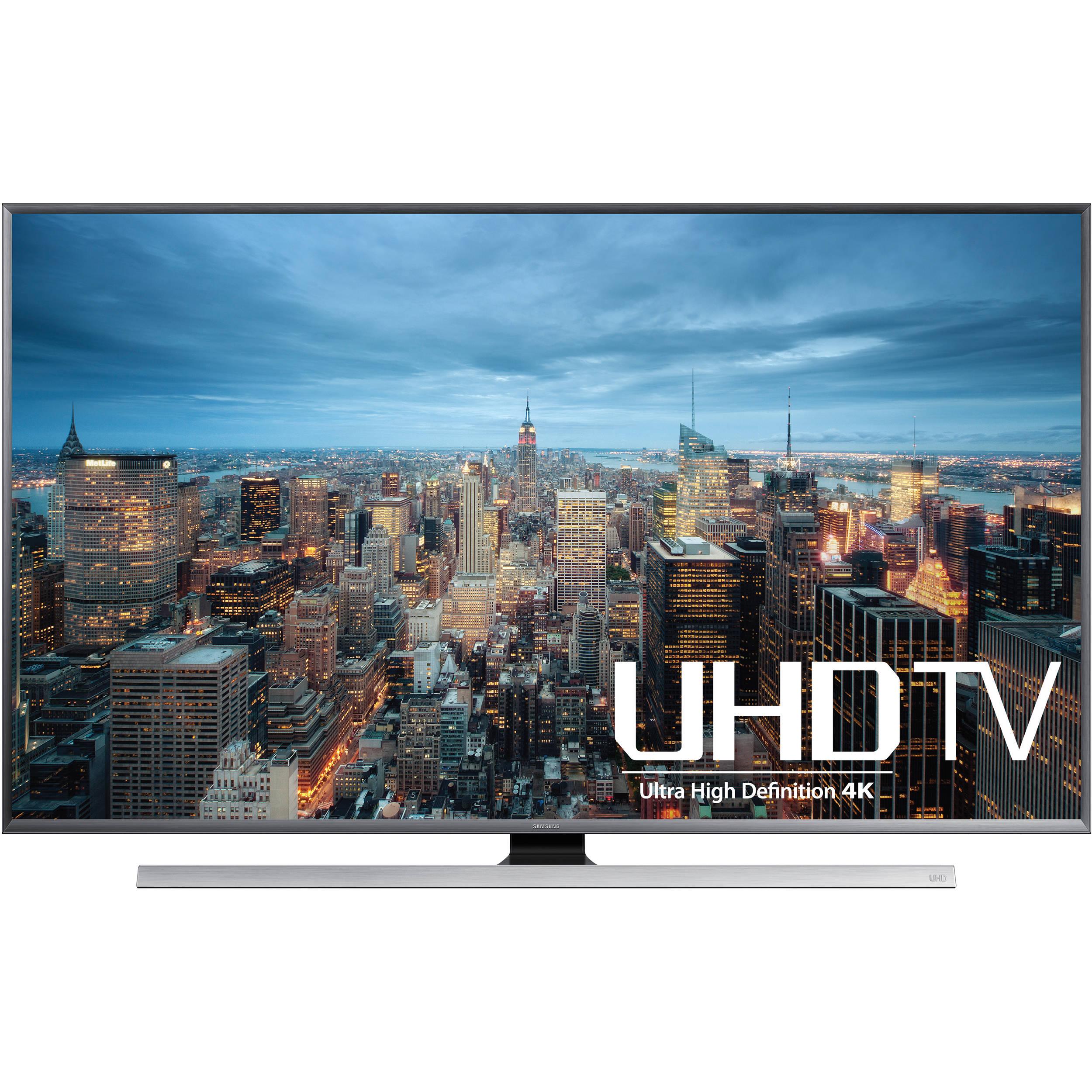 """50"""" Samsung UN50JU7100 4K 120Hz 3D UHD Smart HDTV  $750 + Free Shipping"""