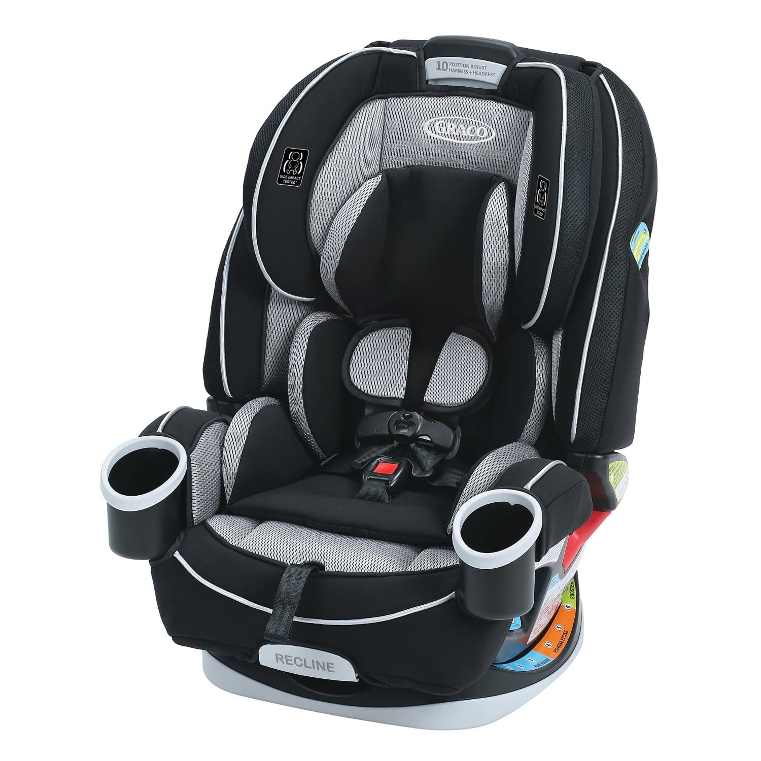 Graco 4ever All-in-One Car Seat (various colors)  $230 + Free Shipping