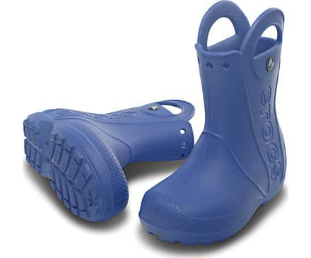 Kids' Crocs Handle It Rain Boots (various colors)  $15 + Free S&H Orders $25+