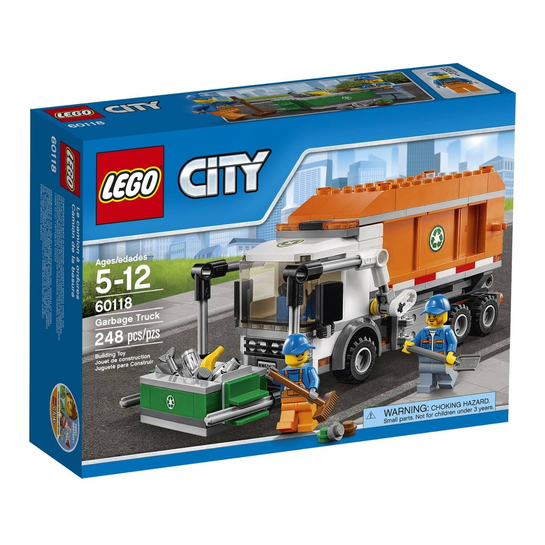 LEGO City Garbage Truck  $14.80 + Free Store Pickup