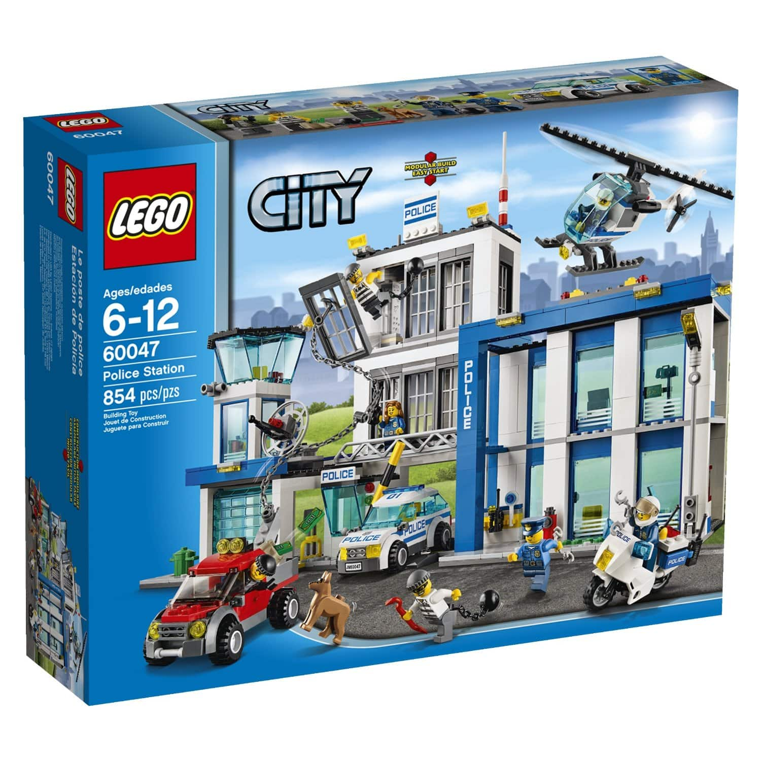 LEGO City Police Police Station  $58.40 + Free Store Pickup